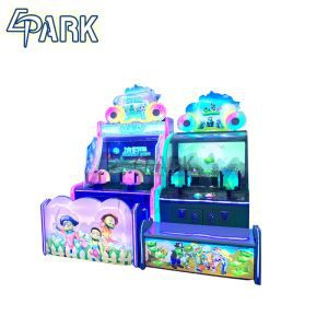 Coin-operated Children's Game Water Jet Game Machine